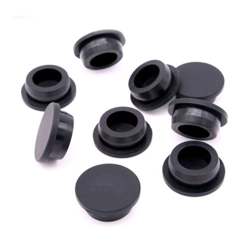 Silicone Rubber Stoppers Plug Blanking End Caps Tube Pipe Inserts Bung 31-146mm