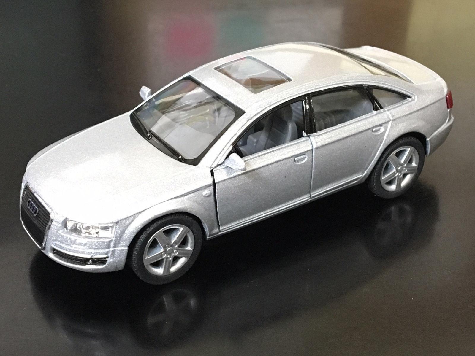 Audi A6 C5 Green 430017102 Diecast Model Car Minichamps 1 43 For Sale Online Ebay