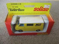 Solido Toner Gam Citroen C 35 #2002 MIB See My Store