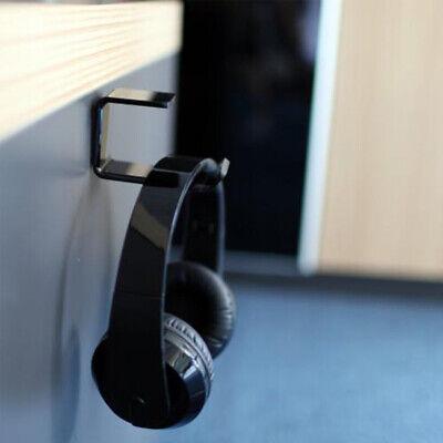 Wall hook Universal Headphone Headset Hanger PC Monitor Earphone Stand Rack SW