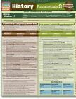 History Fundamentals 3 World History From Beginnings to 500 CE by BarCharts Inc