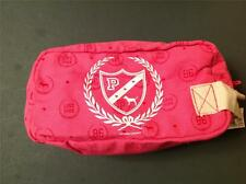 RARE DISCONTINUED VICTORIAS SECRET PINK HAND BAG COSMETIC TRAVEL TECH IPOD CASE