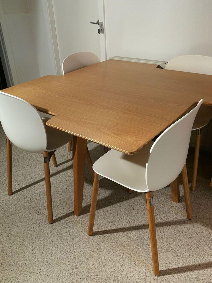 Anden arkitekt, Spisebord med stole