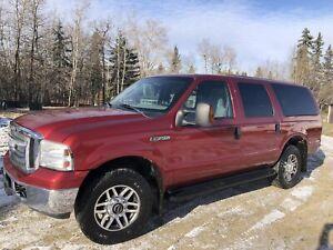 2005 Ford Excursion SSV