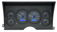 Dakota Digital 88 - 94 Chevy Gmc Pickup Truck Analog Dash Gauges Vhx-88c-pu-c-b