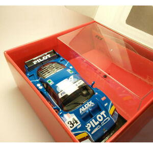 Kit-Slot-Car-Fly-88284-Ferrari-F40-Pilot-LeMans-1995-para-montar-1-32-Scalextric