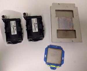 HP 745734-B21 DL360p Gen8 E5-2609 2.4GHz//4-core//10MB//80W Screwdown Proc Kit zy