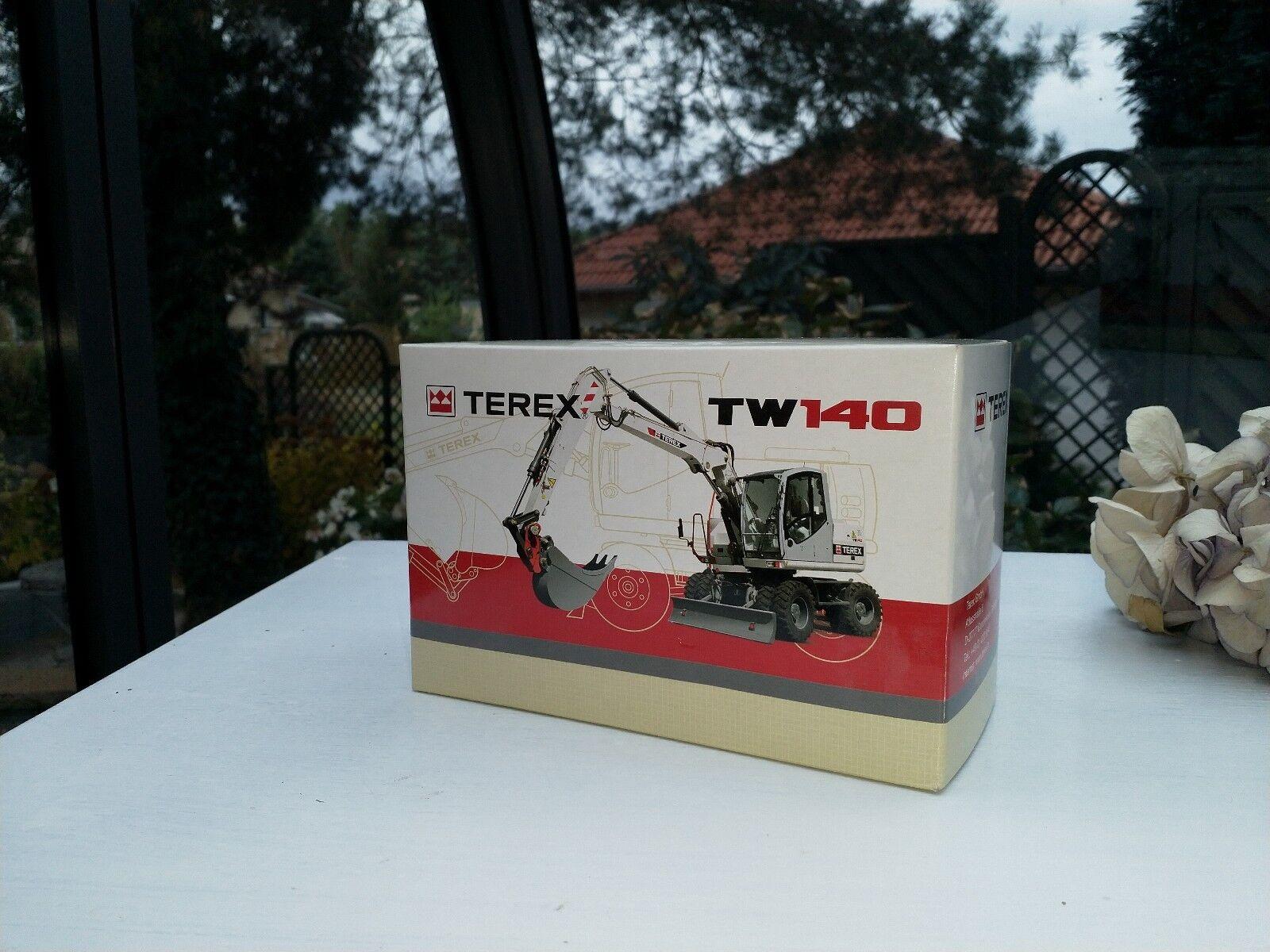 TEREX TW 140 BAGGER TIEFLÖFFEL  697.1 NZG 1 50 OVP