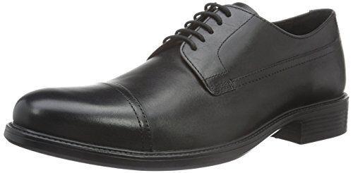 Geox Mens CarnacyCap  Toe Brogue scarpe Oxford 45EU (12 US)- Pick SZ  Coloree.  marchio in liquidazione