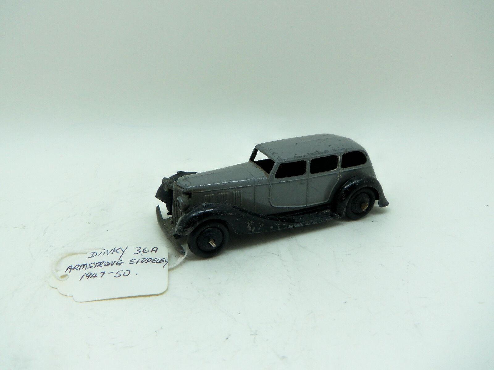 Dinky Toys No.36A Armstrong Siddeley 1947-50 - Original