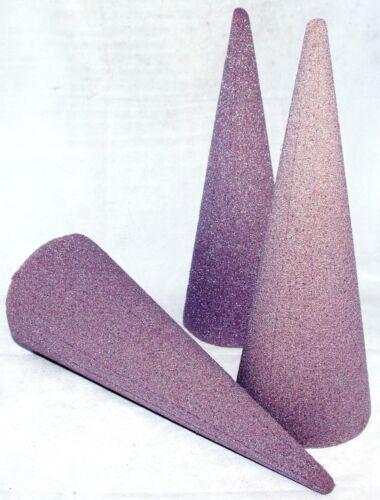 Oasis SEC Cones Dry Florist Foam for Silk /& Dried Flowers 24cms
