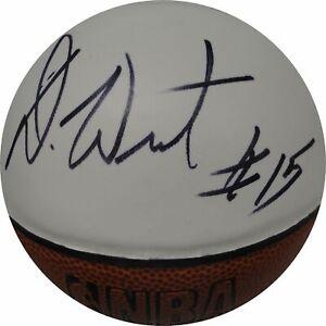 Delonte-West-Hand-Signed-Autographed-Mini-Basketball-Boston-Celtics-15-COA