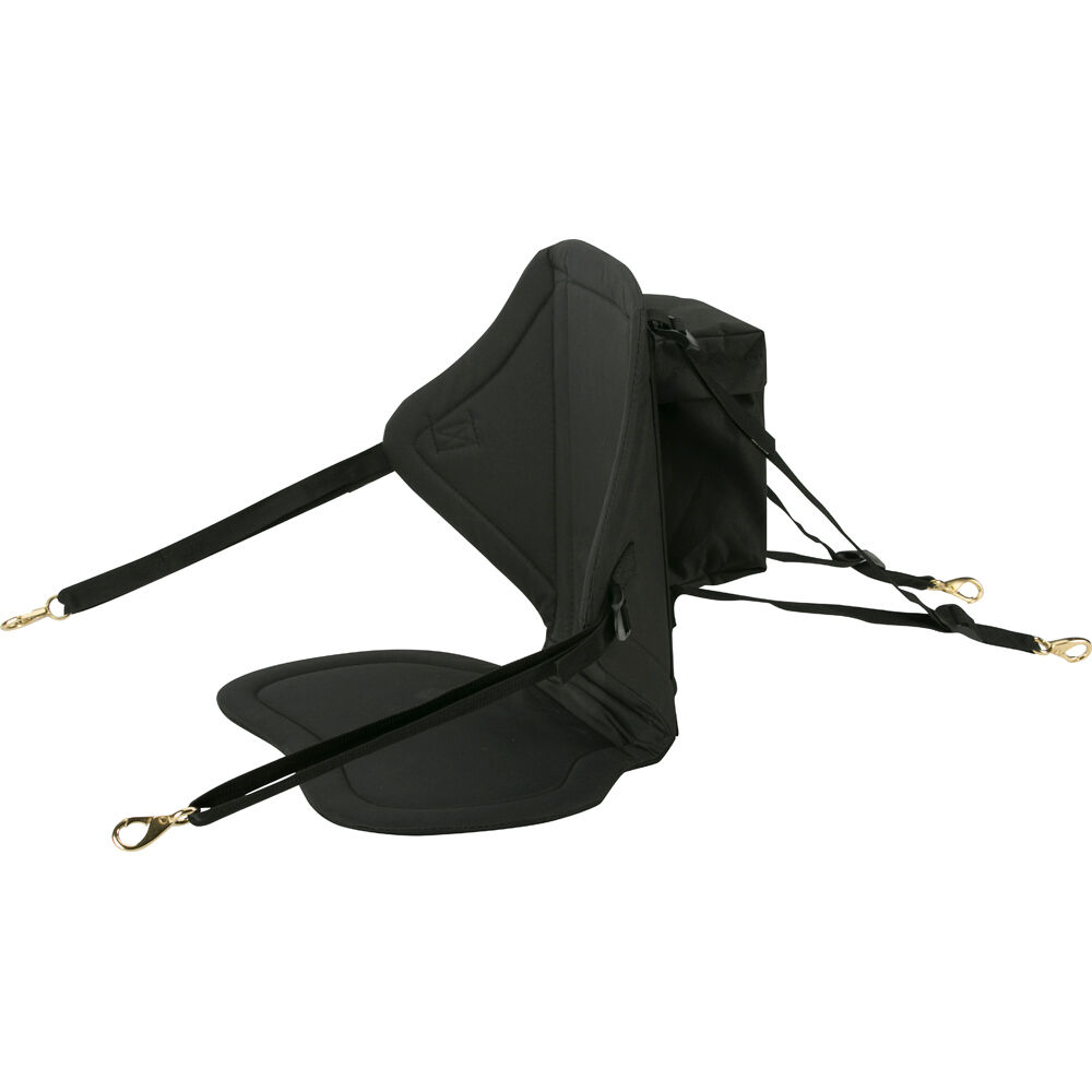 Attwood  Foldable Sit-On-Top Clip-On Kayak Seat  for your style of play at the cheapest prices