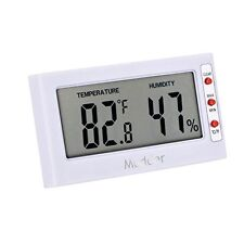 Indoor Home Digital Thermometer/Hygrometer Temperature & Humidity Monitor
