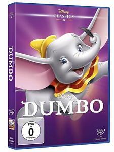 Dumbo-DVD-NEU-OVP-Walt-Disney-Klassiker-von-1941