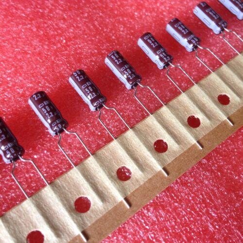 Replacing of 35V 25V 16V 2.2V ORIGINAL CAP 25 PCS Nippon 50V 2.2UF CAPACITOR