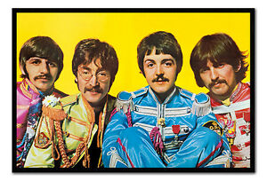 The-Beatles-Sgt-Peppers-Lonely-Hearts-Club-Band-Framed-Cork-Pin-Notice-Board
