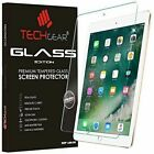TECHGEAR SCRP-GLSS-iPad2017 Tempered Glass Screen Protector Cover for Apple iPad 9.7 inch