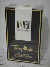 A MEN Angel Men Pure Coffee EDT Thierry Mugler 3.4 oz / 100 ML  Rare * Sealed