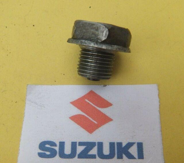 Suzuki GSF600 GSF 600 Bandit k 2 Tapón de Cárter Aceite Tornillo 2001-2003