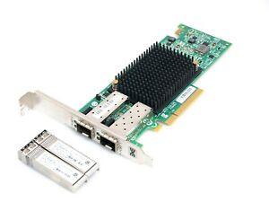 P008827-22F Emulex Dual Port 10Gb Sfp+ Modul Pcie OCE14101-NX 10Gbits/s Netzwerk