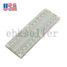 Breadboard Experimentierboard Steckboard 830 Kontakte Steckplatine