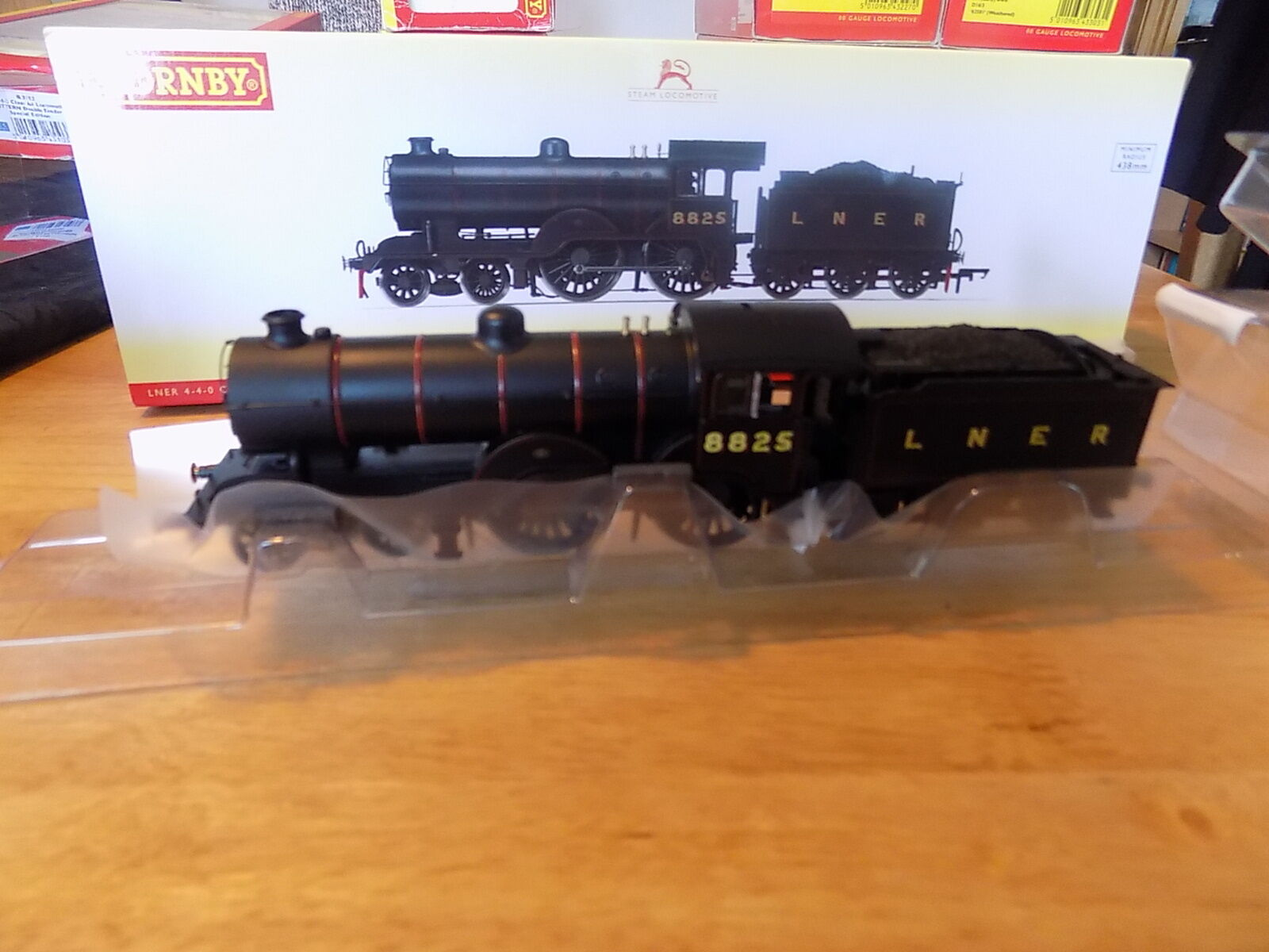 HORNBY R3233 LNER CLASS D16 BOXED