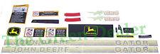 John Deere 6x4 Gator Older Style Decal Kit