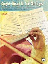 Sight-Read It For Strings Viola; Dabczynski,Meyer & Phillips, ALFRED - 25260