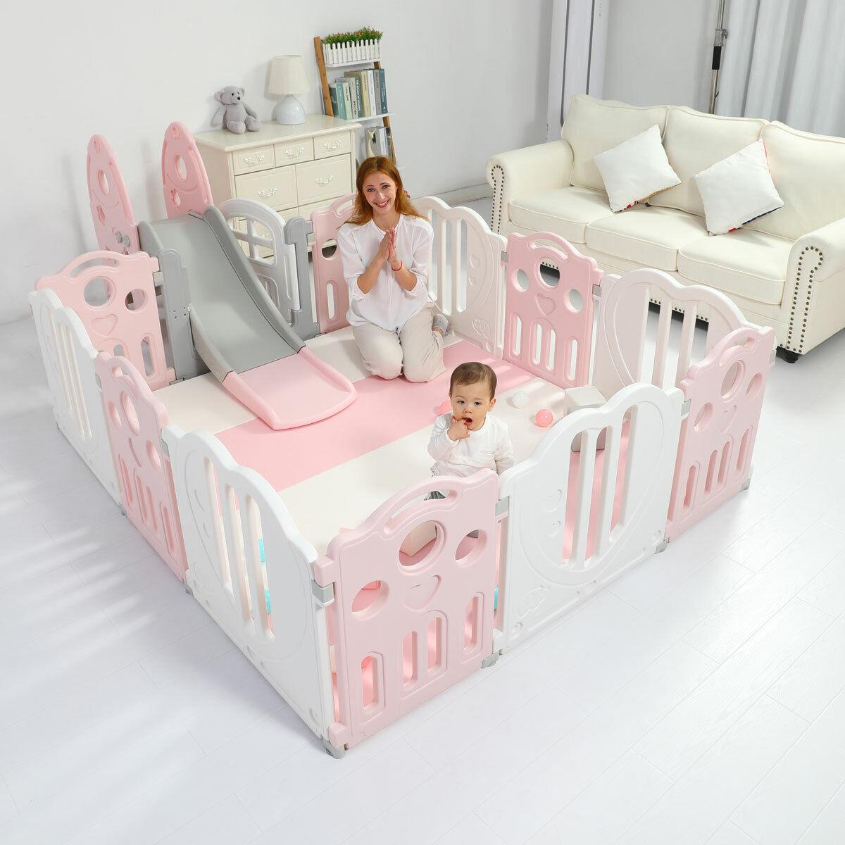 Baby Playpen Kids Activity Centre