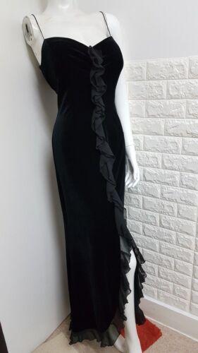 Lbd Velor 16 Dress Size Stunning Ladies EExqwrnp