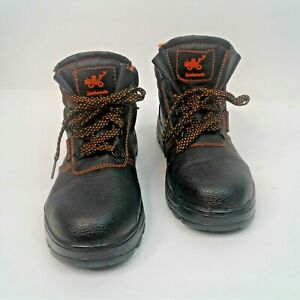 MisMatch Lushunda Hi-Top Work Shoes