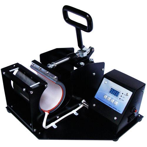 Digital Control Sublimation Transfer Mug Cup Heat Press Machine