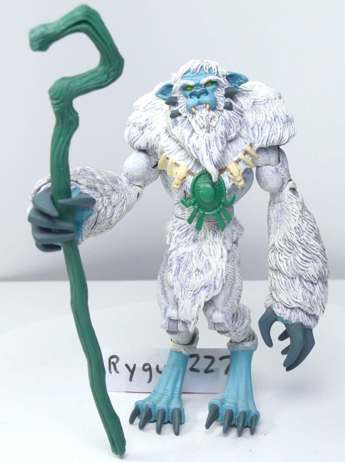 MOTUC, King Chooblah, complete, figure, Masters of the Universe Classics He-Man