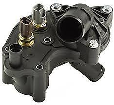 Well Auto Thermostat Housing W//thermostat 05-11 Ford Focus 2.0L 01-05 Ford Ranger 2.3L