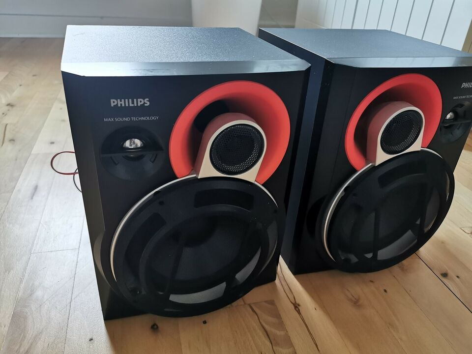 Højttaler, Philips, FWB-MC570