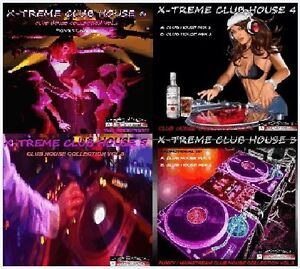 X-TREME-CLUB-HOUSE-VOL-3-4-5-amp-6-4-x-DJ-MIX-CD-039-S-240-Hours-of-house-music