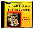 Debussy Claude - Sharon Boaz-boite a Joujoux CD