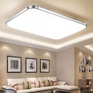 Modern dimmable 16w 64w 96w led ceiling light pendant fixture for la foto se est cargando modern dimmable 16w 64w 96w led ceiling light aloadofball Choice Image