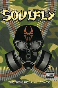 Soulfly-034-The-Song-restano-insane-034-DVD-merce-nuova