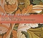 Fa Una Canzone-Ital.Tanzmusik & Liebeslieder von The Playfords (2011)