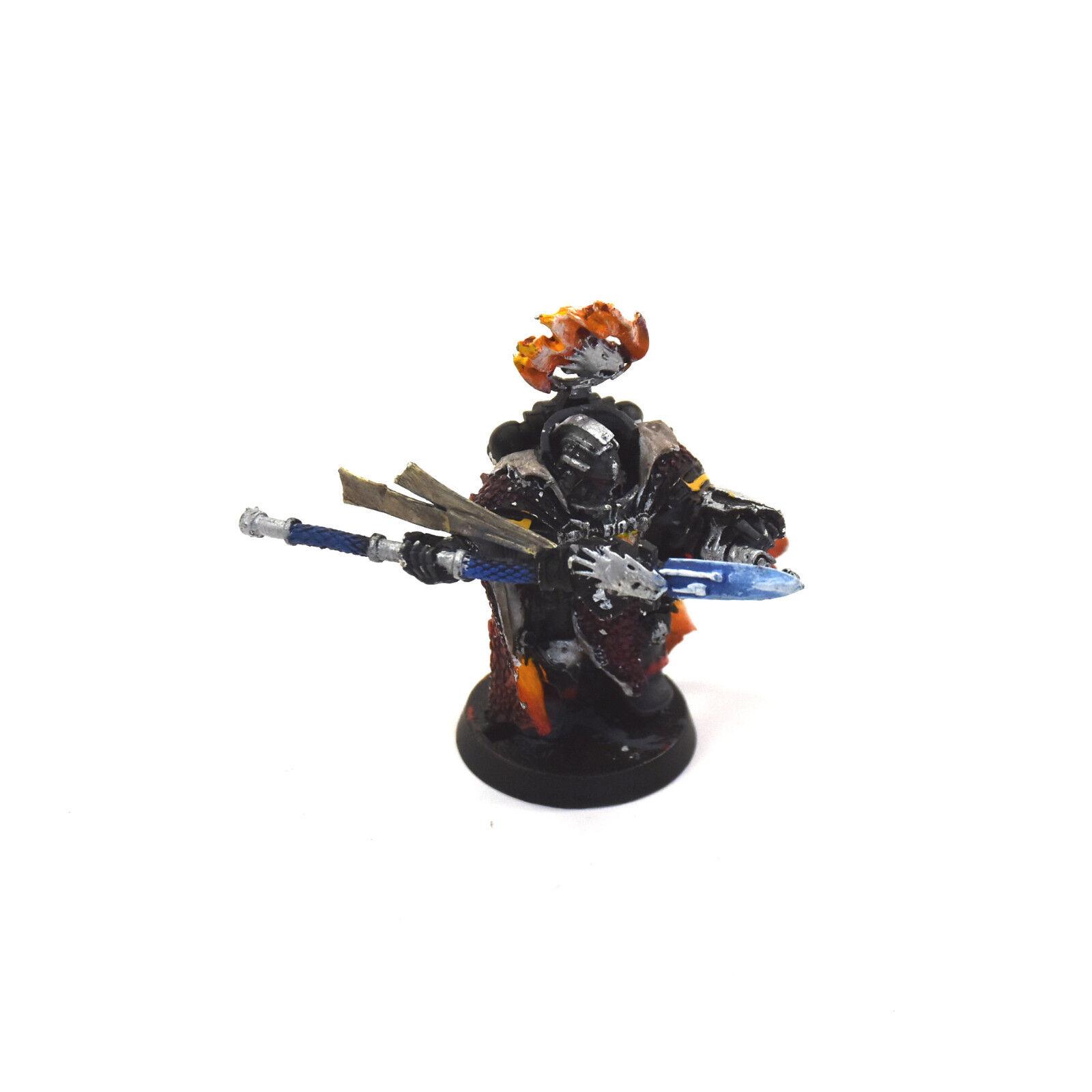 SALAMANDERS Vulkan He'stan  1 METAL Warhammer 40K Space marines