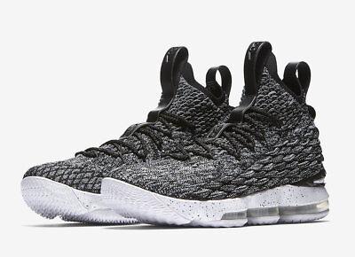 Nike Lebron XV 15 Ashes size 13. Black