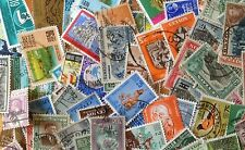 100 Different Ceylon (including Sri Lanka) Stamp Collection