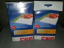 2 Swingline Gbc Ultraclear Thermal Laminating Pouches 5mil 5 1