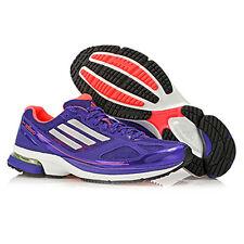 Adidas Adizero Boston 4 Women's Running Shoes Purple/Silver/White Q21563