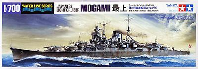 Tamiya 31359 IJN Japanese Light Cruiser MOGAMI 1/700 scale kit