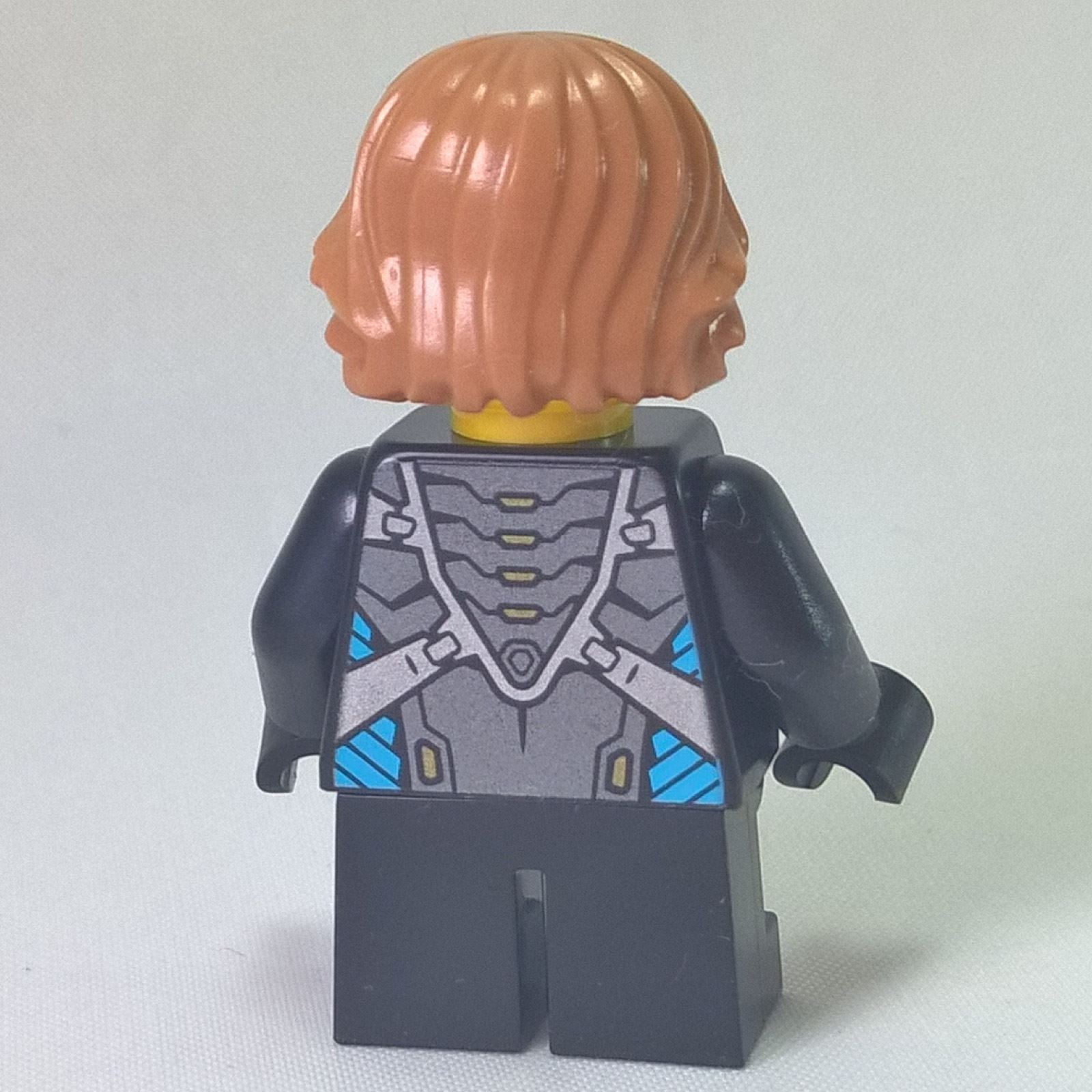 nex085 New lego robin underwood with jet pack from set 271714 nexo knights