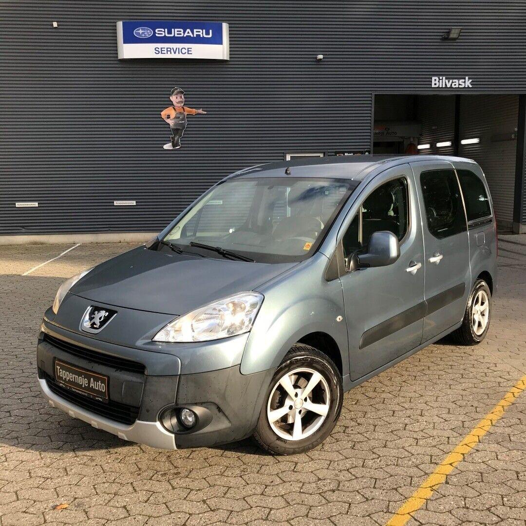 Peugeot Partner Tepee 1,6 HDi 90 Comfort+ 5d