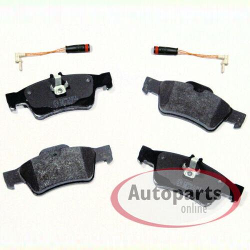 Bremsbeläge Bremsklötze mit Warnkabel für hinten Mercedes ML M Klasse W164